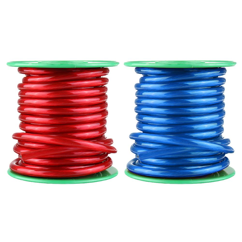 connector-cable-wire 5M 12AWG Soft Silicone Wire Cable High Temperature Tinned Copper RC1434893