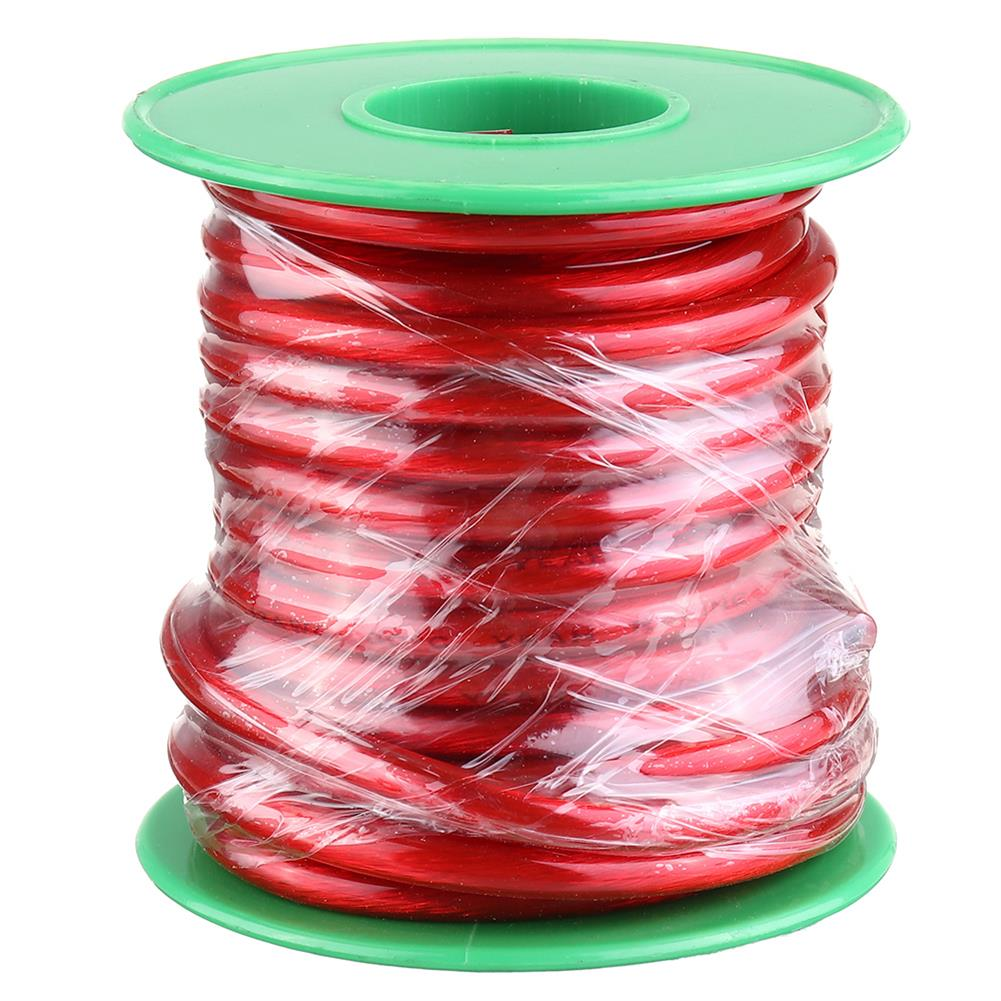 connector-cable-wire 5M 12AWG Soft Silicone Wire Cable High Temperature Tinned Copper RC1434893 1