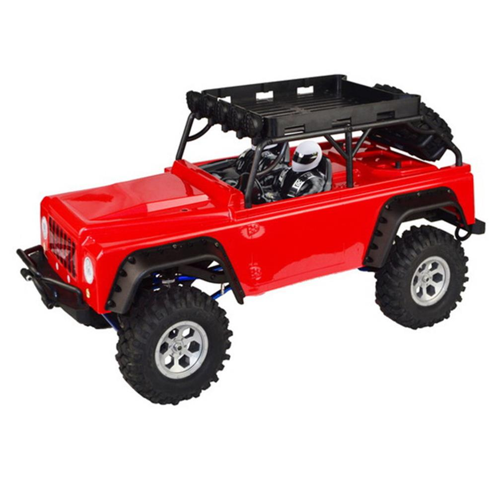rc-cars VRX Racing RH1048-MC28 1/10 2.4G 4WD Rc Car Electric Brushed Crawler w/ Front LED Light RTR Toys RC1435070