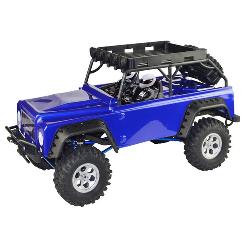 rc-cars VRX Racing RH1048-MC28 1/10 2.4G 4WD Rc Car Electric Brushed Crawler w/ Front LED Light RTR Toys RC1435070 1