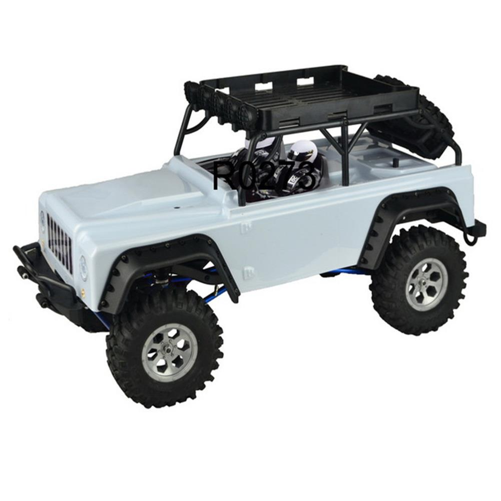 rc-cars VRX Racing RH1048-MC28 1/10 2.4G 4WD Rc Car Electric Brushed Crawler w/ Front LED Light RTR Toys RC1435070 2