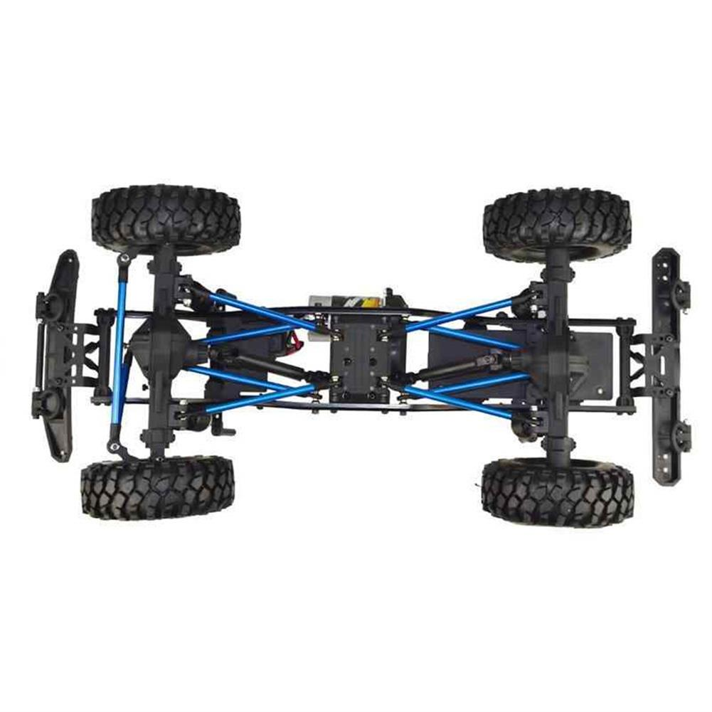 rc-cars VRX Racing RH1048-MC28 1/10 2.4G 4WD Rc Car Electric Brushed Crawler w/ Front LED Light RTR Toys RC1435070 4