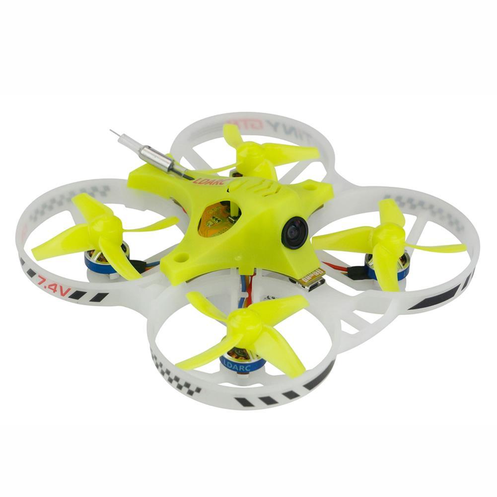 fpv-racing-drones KINGKONG/LDARC TINY GT8 2019 V2 2S FPV Racing Drone Betaflight F3 10A Blheli_S 800TVL Cam 5.8G 25mW VTX 2S RC1435357