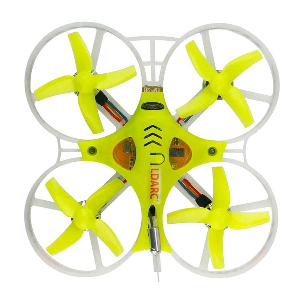 fpv-racing-drones KINGKONG/LDARC TINY GT8 2019 V2 2S FPV Racing Drone Betaflight F3 10A Blheli_S 800TVL Cam 5.8G 25mW VTX 2S RC1435357 2