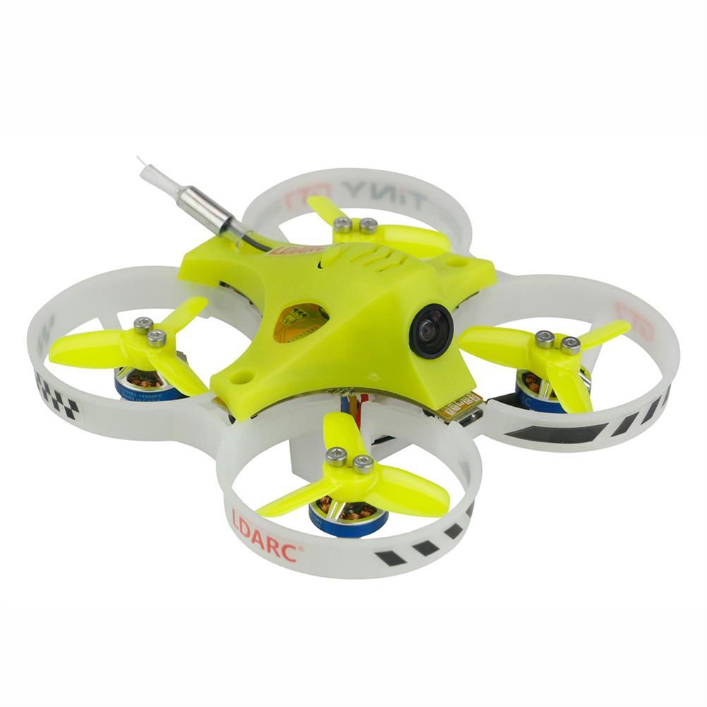 fpv-racing-drones KINGKONG/LDARC TINY GT7 2019 V2 2S FPV Racing Drone Betaflight F3 10A Blheli_S 800TVL Cam 5.8G 25mW VTX 2S RC1435361