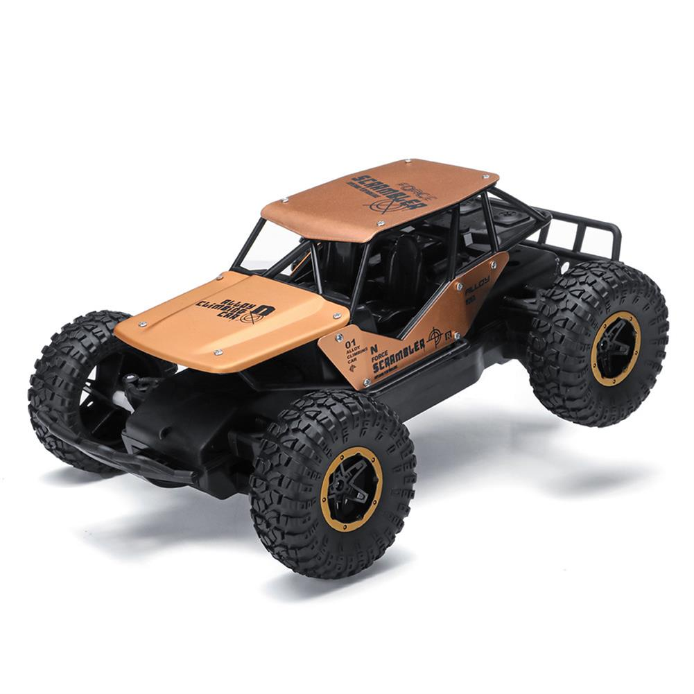 rc-cars 1/14 2.4G 4WD 4X4 Crawler RC Car Trunk RTR Toys RC1435759