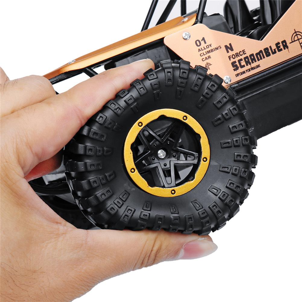 rc-cars 1/14 2.4G 4WD 4X4 Crawler RC Car Trunk RTR Toys RC1435759 7