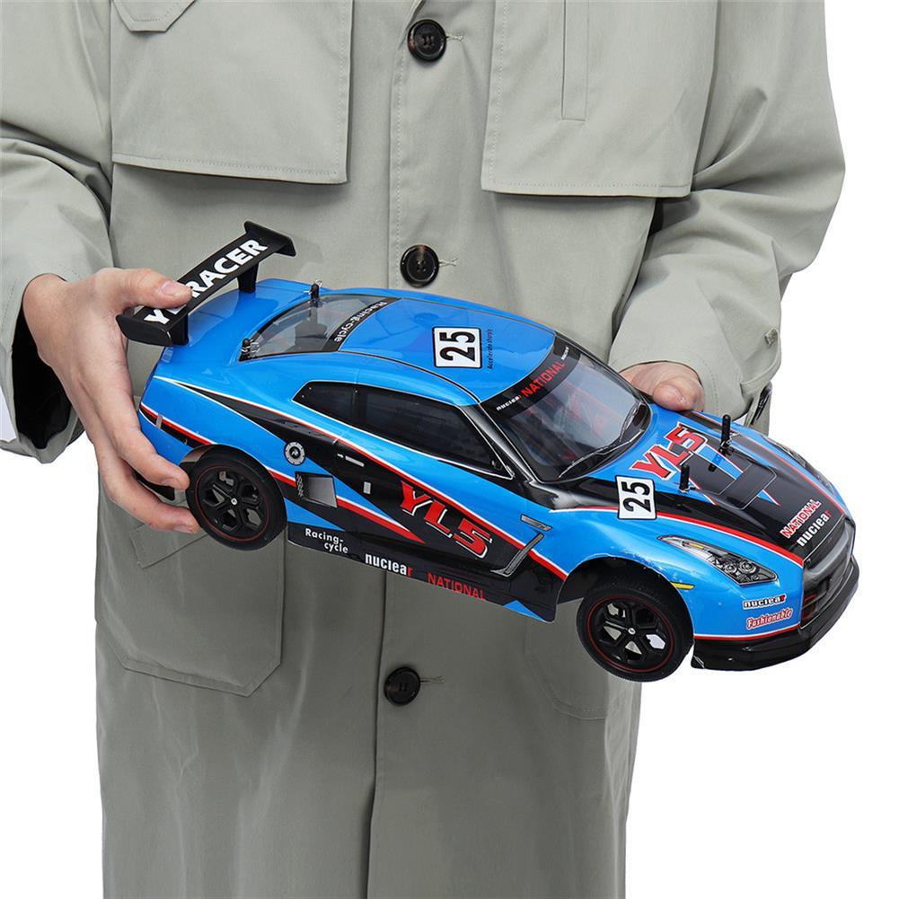 rc-cars YILE Toys YL-01 1/10 2.4G 20km/h Rc Car Electric Drift On-road Racing RTR Model RC1436943 9