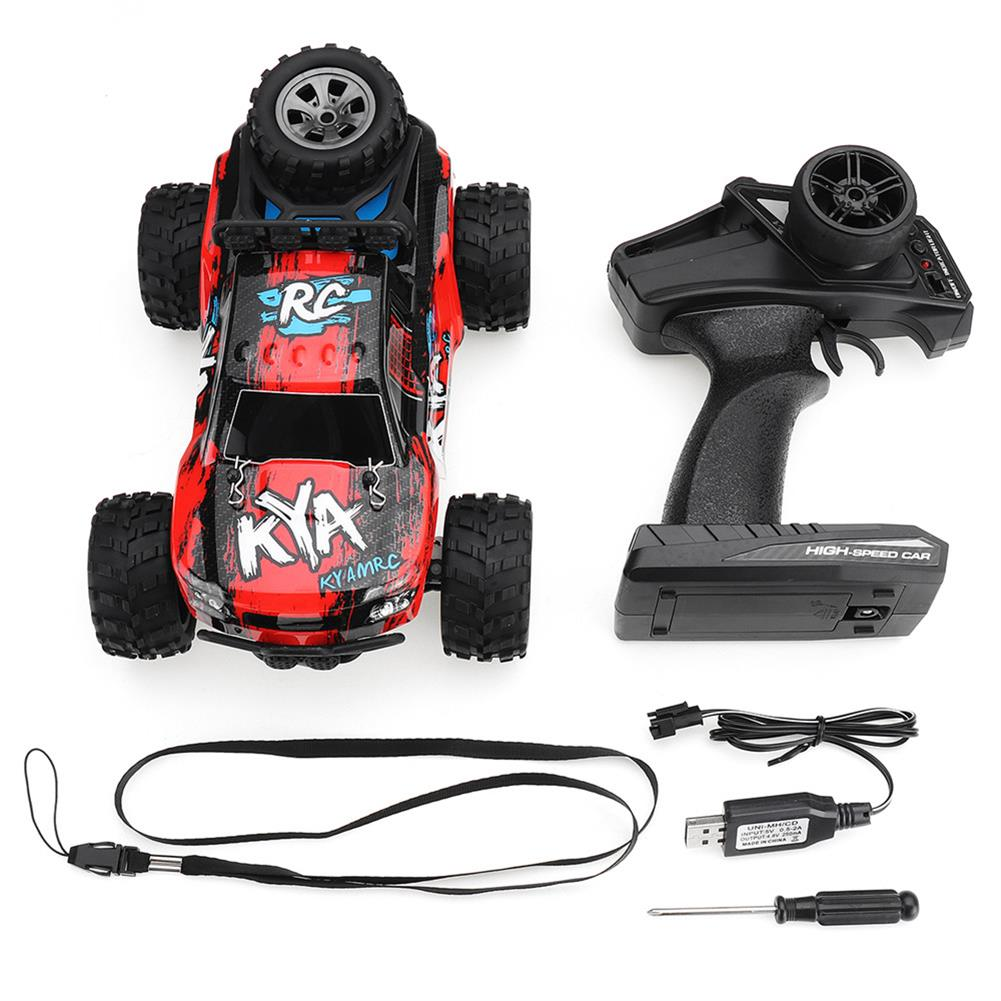 rc-cars 1/18 2.4G 2WD 100m Long Distance Control RC Car Off Road Buggy RC1437084 4
