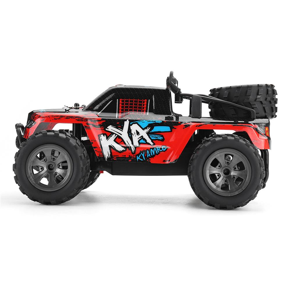 rc-cars 1/18 2.4G 2WD 100m Long Distance Control RC Car Off Road Buggy RC1437084 5