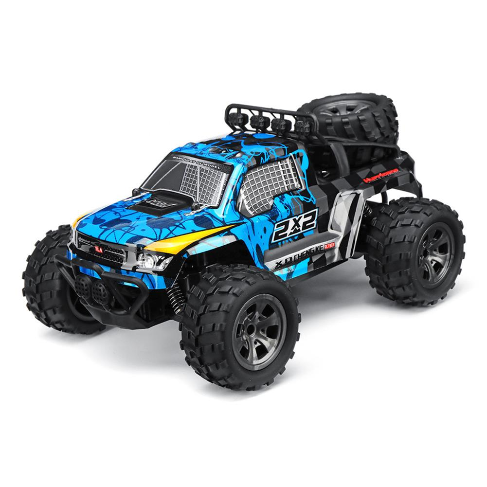 rc-cars 1/18 2.4G 2WD 100m Long Distance Control RC Car Off Road Dessert Buggy RC1437099