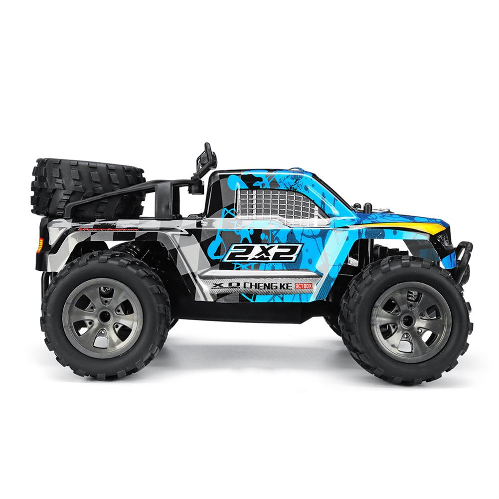 rc-cars 1/18 2.4G 2WD 100m Long Distance Control RC Car Off Road Dessert Buggy RC1437099 2