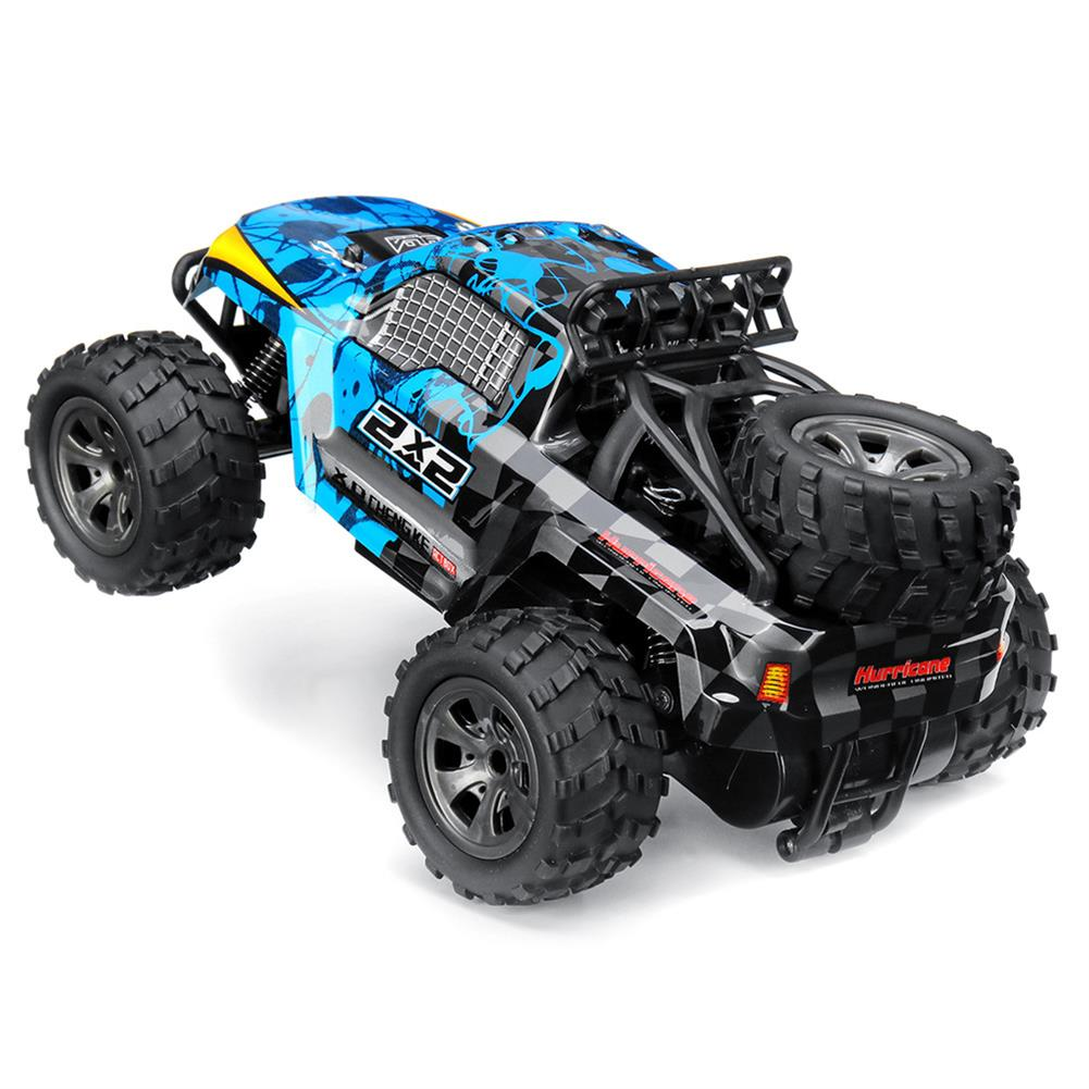 rc-cars 1/18 2.4G 2WD 100m Long Distance Control RC Car Off Road Dessert Buggy RC1437099 3