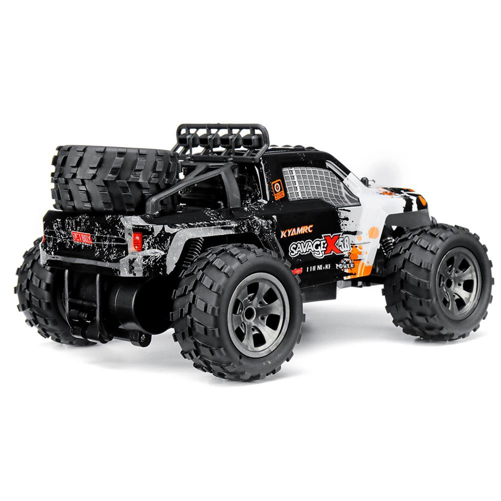 rc-cars 1/18 2.4G 2WD 100m Long Distance Control RC Car Off Road Dessert Buggy RC1437099 9