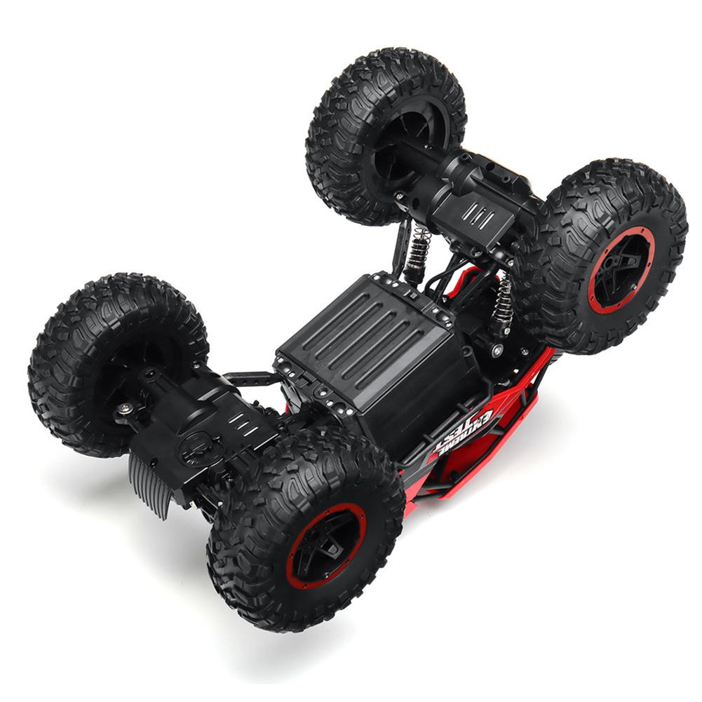 rc-cars Lixiang 388-21 1/14 2.4G 4WD 25km/h Rc Car Off-Road Vehicle Climbing Truck RTR Toys RC1437731 1