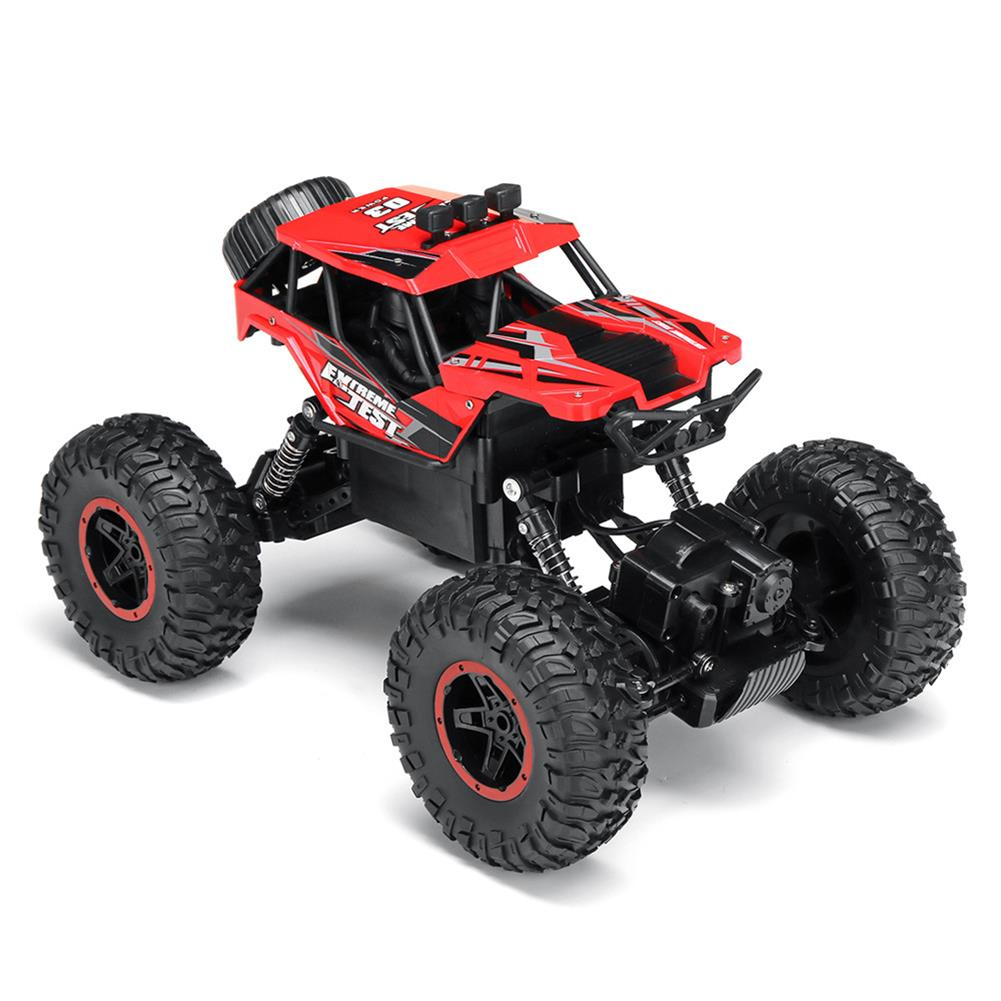 rc-cars Lixiang 388-21 1/14 2.4G 4WD 25km/h Rc Car Off-Road Vehicle Climbing Truck RTR Toys RC1437731 2