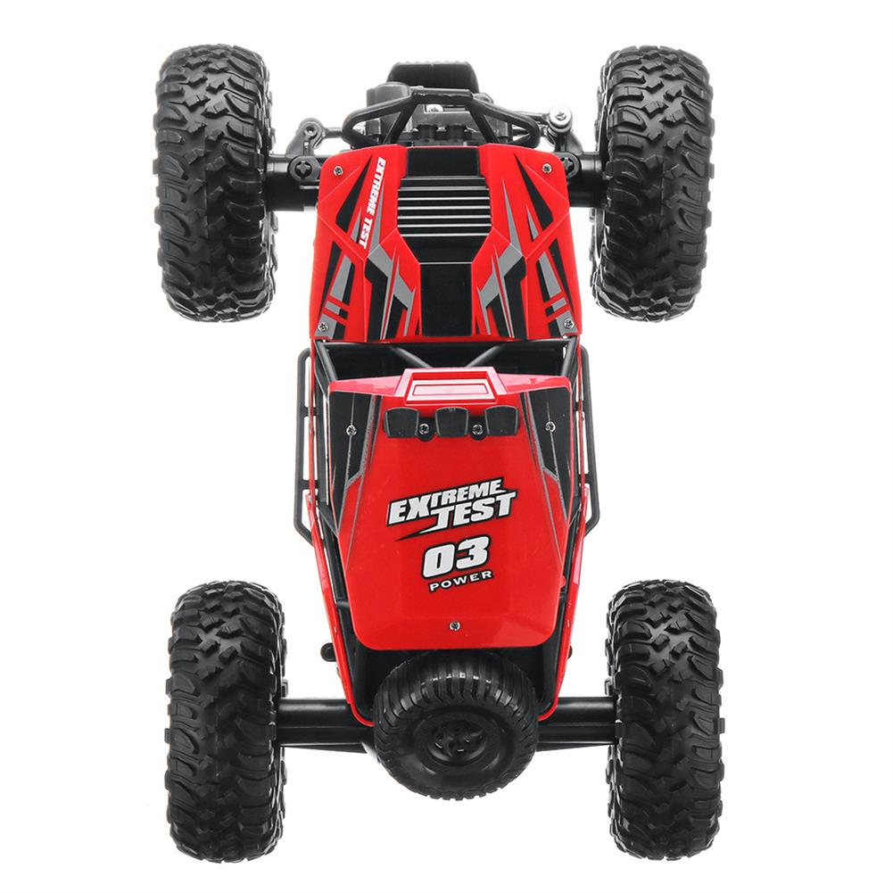 rc-cars Lixiang 388-21 1/14 2.4G 4WD 25km/h Rc Car Off-Road Vehicle Climbing Truck RTR Toys RC1437731 3