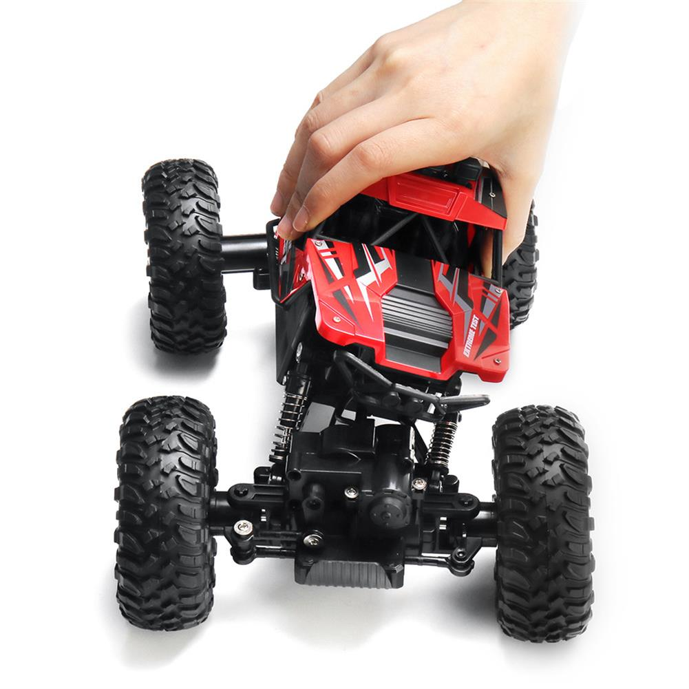 rc-cars Lixiang 388-21 1/14 2.4G 4WD 25km/h Rc Car Off-Road Vehicle Climbing Truck RTR Toys RC1437731 4