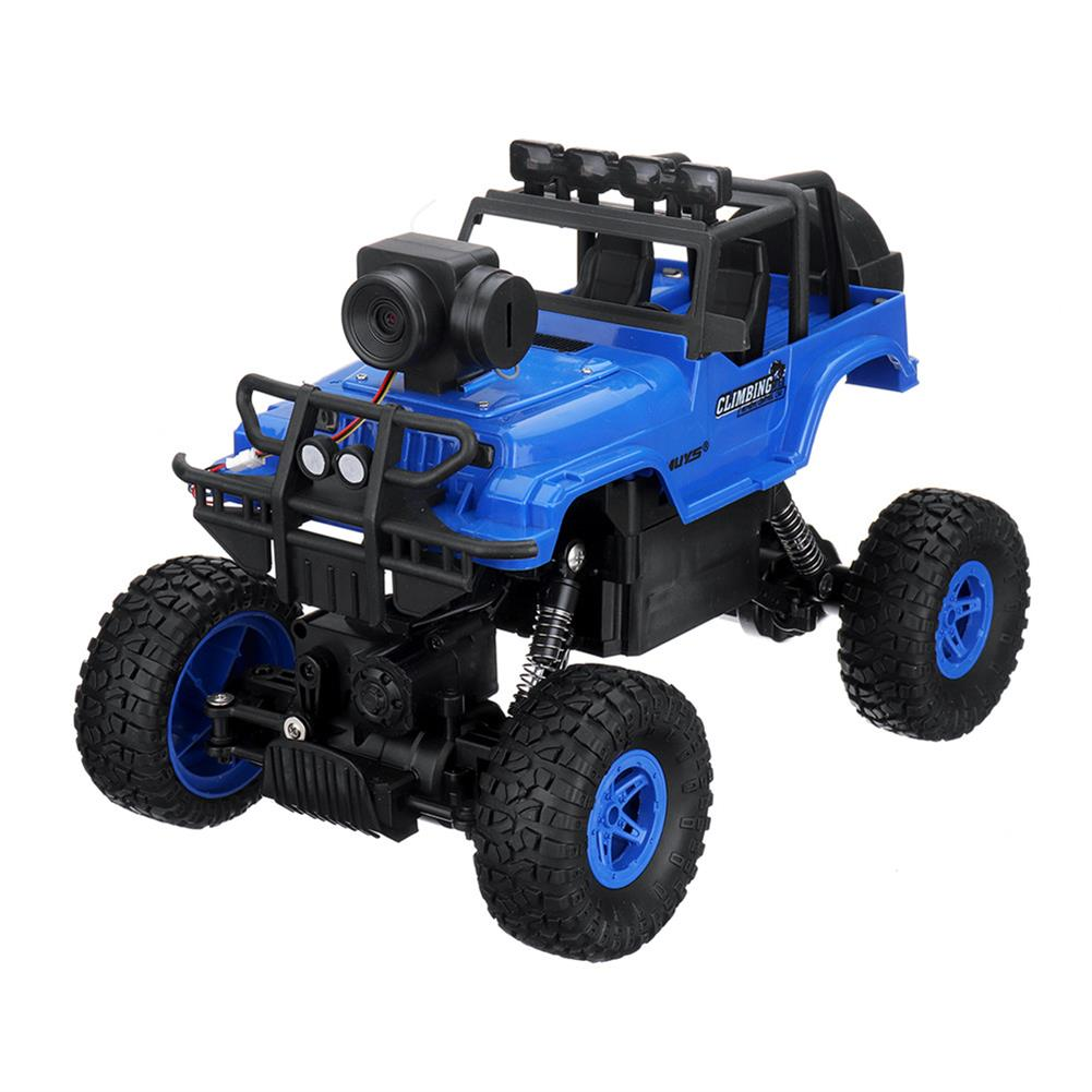 rc-cars 1PC MUYS 1/18 2.4G 4WD Rc Car + 1080P HD WIFI FPV App Controlled Off-Road Vehicle Climbing Truck RTR RC1438375 6