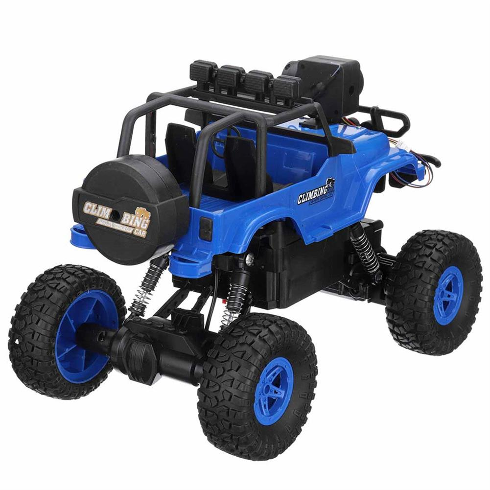 rc-cars 1PC MUYS 1/18 2.4G 4WD Rc Car + 1080P HD WIFI FPV App Controlled Off-Road Vehicle Climbing Truck RTR RC1438375 7
