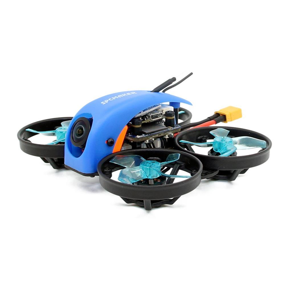fpv-racing-drones SPC Maker Mini Whale HD 78mm Micro F4 Cinewhoop FPV Racing Drone PNP BNF w/ 25/100mW VTX Runcam Split Mini 2 RC1439455 1