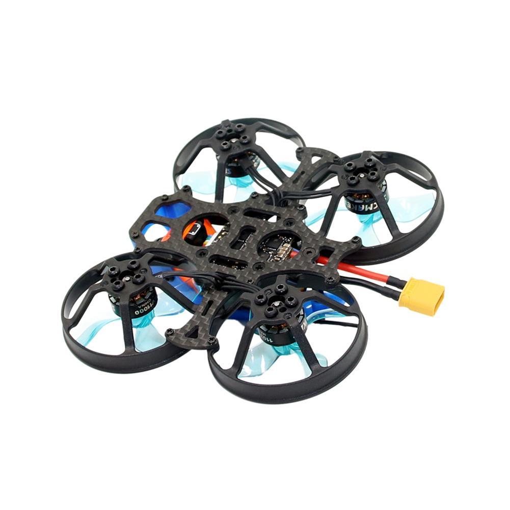 fpv-racing-drones SPC Maker Mini Whale HD 78mm Micro F4 Cinewhoop FPV Racing Drone PNP BNF w/ 25/100mW VTX Runcam Split Mini 2 RC1439455 4