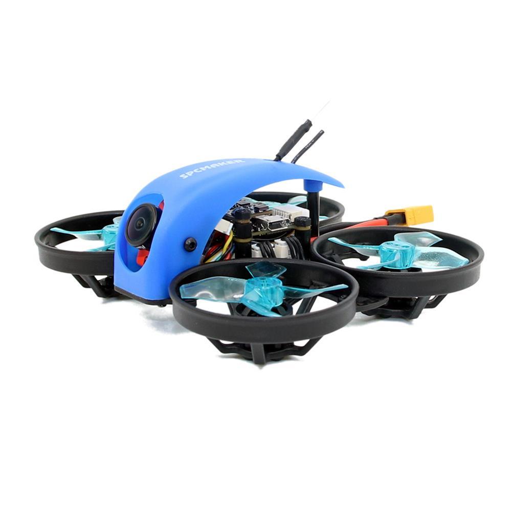 fpv-racing-drones SPC Maker Mini Whale 78mm F4 FPV Racing Drone PNP BNF w/ 25/100mW VTX Runcam Robin Camera RC1439466 2