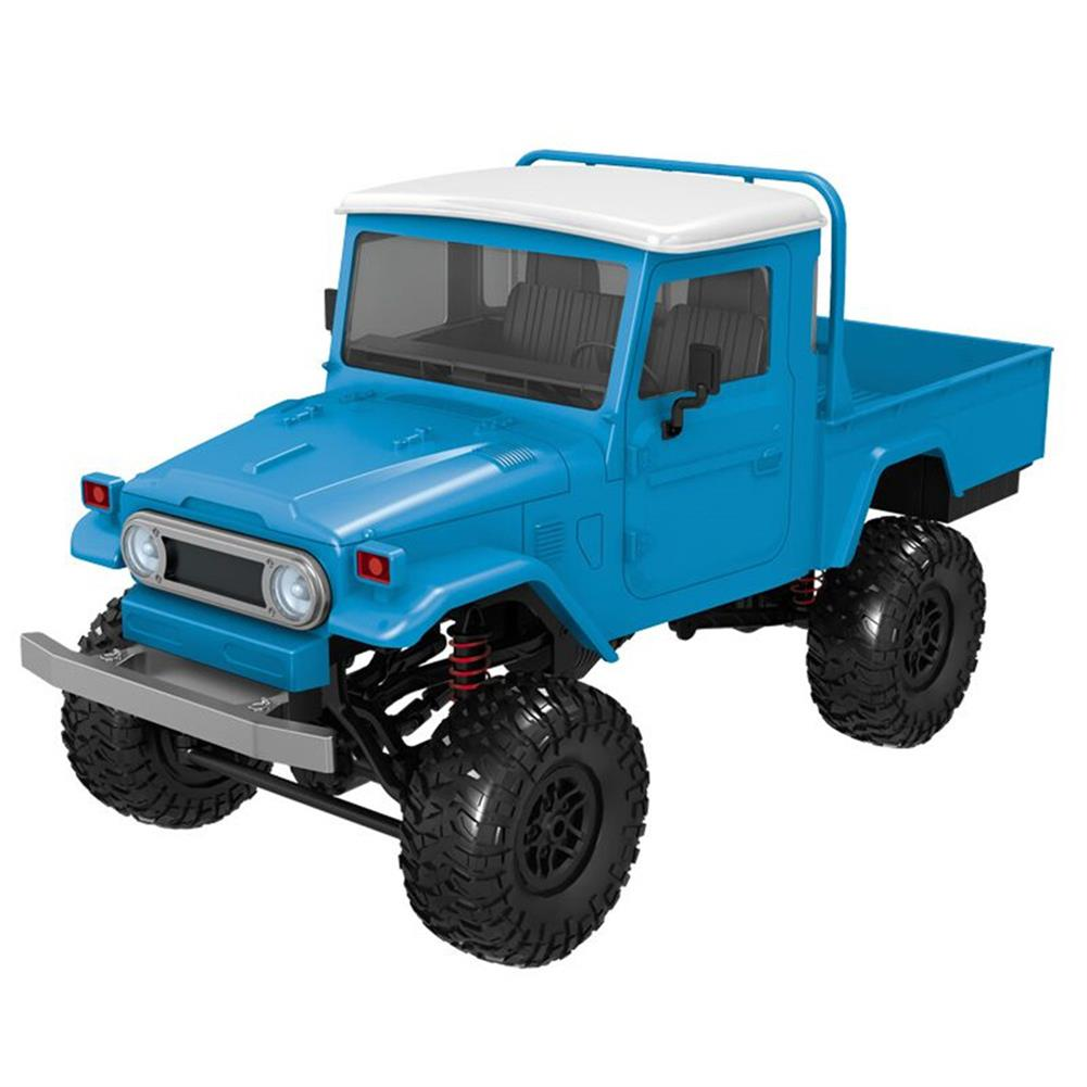 rc-cars MN Model MN45 RTR 1/12 2.4G 4WD Rc Car with LED Light Crawler Climbing Off-road Truck RC1439666