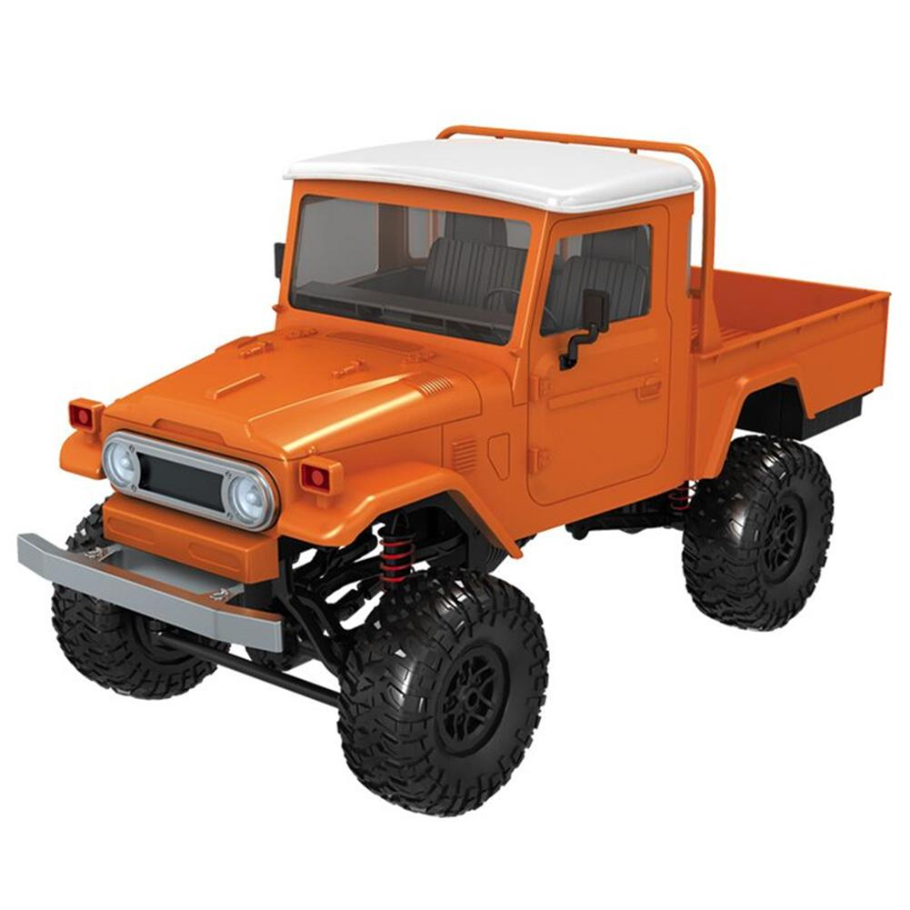 rc-cars MN Model MN45 RTR 1/12 2.4G 4WD Rc Car with LED Light Crawler Climbing Off-road Truck RC1439666 2