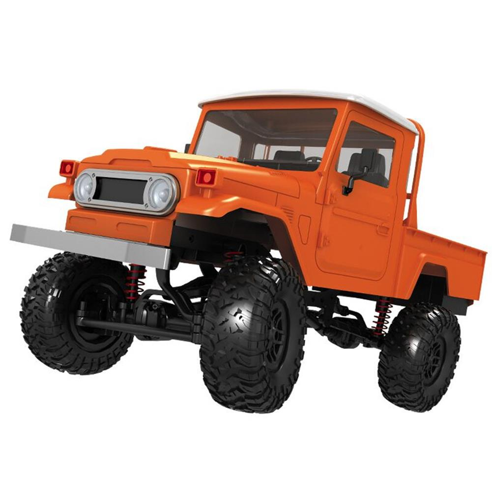 rc-cars MN Model MN45 RTR 1/12 2.4G 4WD Rc Car with LED Light Crawler Climbing Off-road Truck RC1439666 3