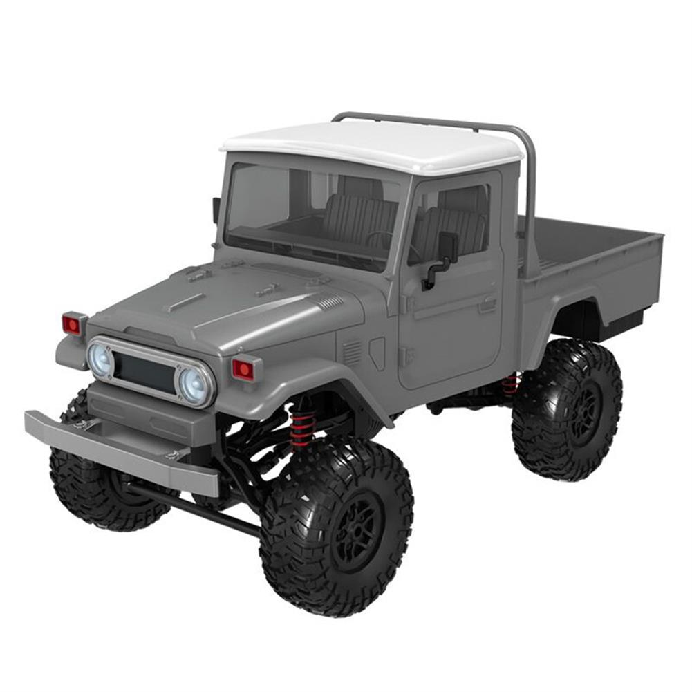 rc-cars MN Model MN45 RTR 1/12 2.4G 4WD Rc Car with LED Light Crawler Climbing Off-road Truck RC1439666 4