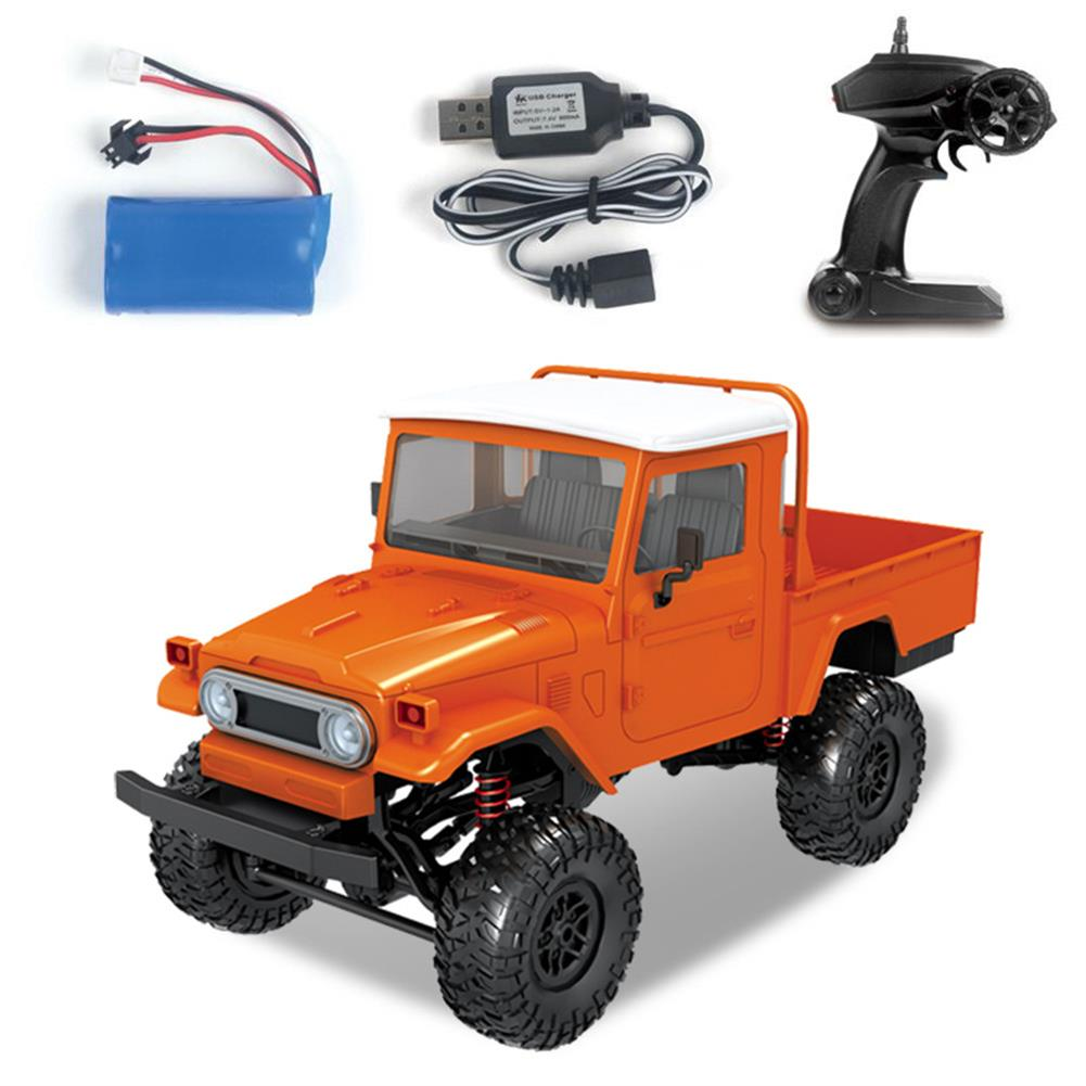 rc-cars MN Model MN45 RTR 1/12 2.4G 4WD Rc Car with LED Light Crawler Climbing Off-road Truck RC1439666 5