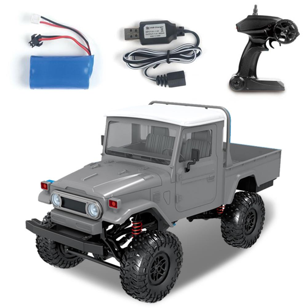 rc-cars MN Model MN45 RTR 1/12 2.4G 4WD Rc Car with LED Light Crawler Climbing Off-road Truck RC1439666 6