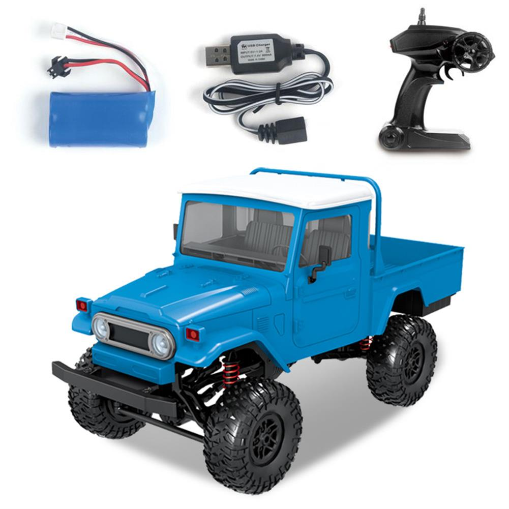 rc-cars MN Model MN45 RTR 1/12 2.4G 4WD Rc Car with LED Light Crawler Climbing Off-road Truck RC1439666 7