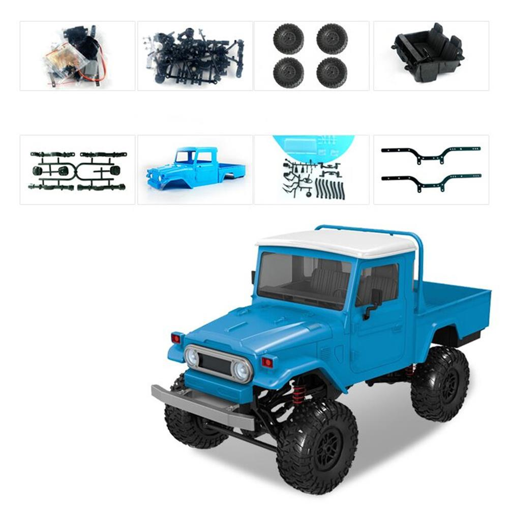 rc-cars MN Model MN45 KIT 1/12 2.4G 4WD Rc Car without ESC Battery Transmitter Receiver RC1440609