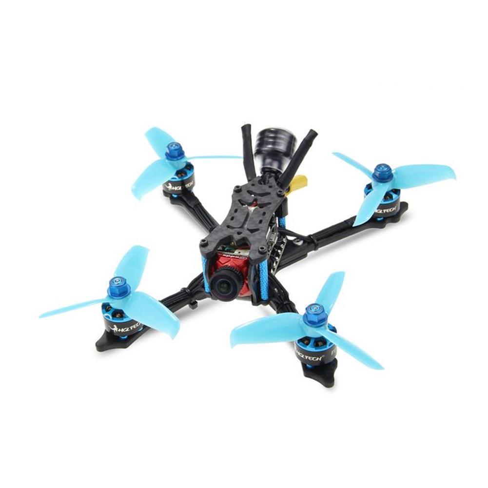 fpv-racing-drones HGLRC Arrow 3 152mm F4 OSD 3 Inch 4S 6S FPV Racing Drone PNP BNF w/ 45A ESC Caddx Ratel 1200TVL Camera RC1441391 1