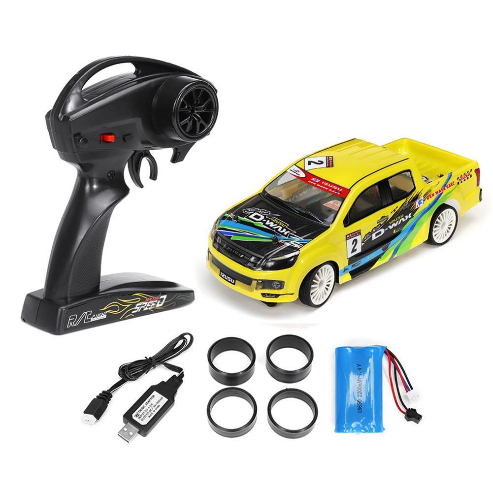 rc-cars 1/14 2.4G 4WD High Speed Drift RC Car Children Toys RC1442680 2