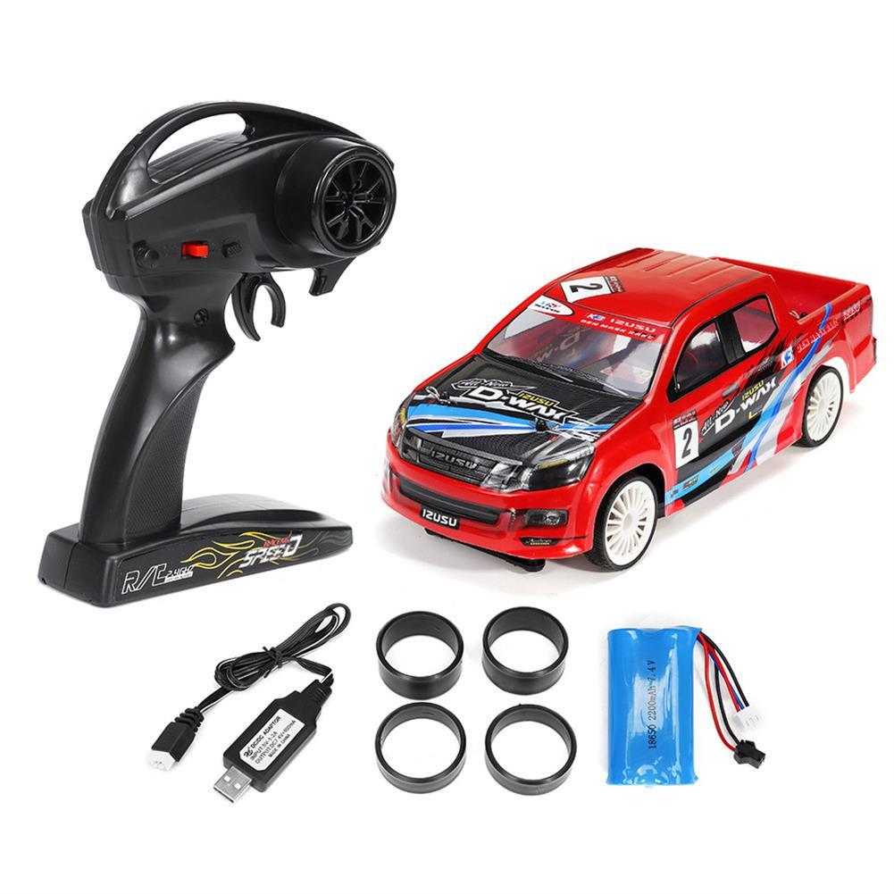 rc-cars 1/14 2.4G 4WD High Speed Drift RC Car Children Toys RC1442680 6