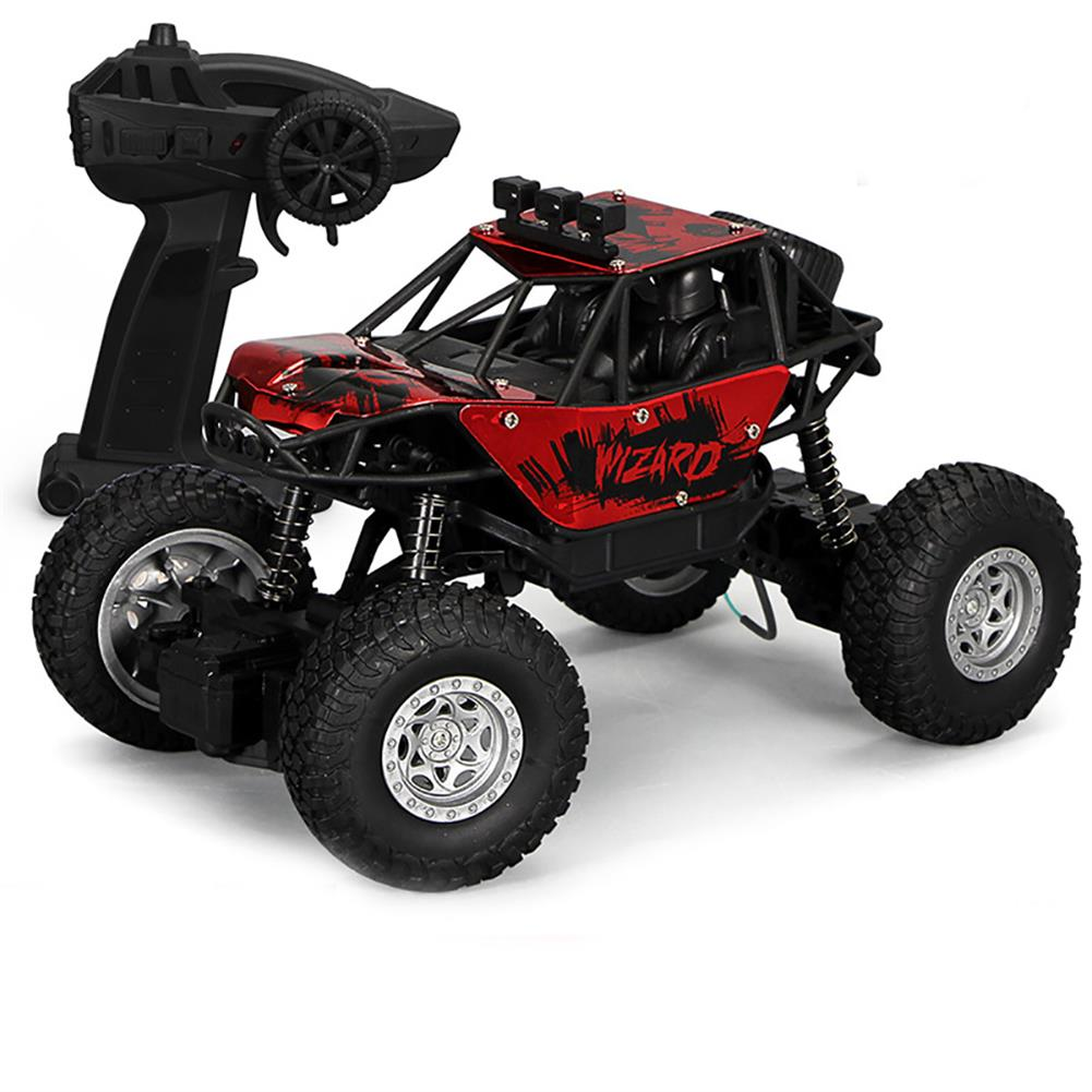 rc-cars 1/20 2.4G 2WD Alloy Body RC Car Crawler Off-Road Vehicle RC1444387 2