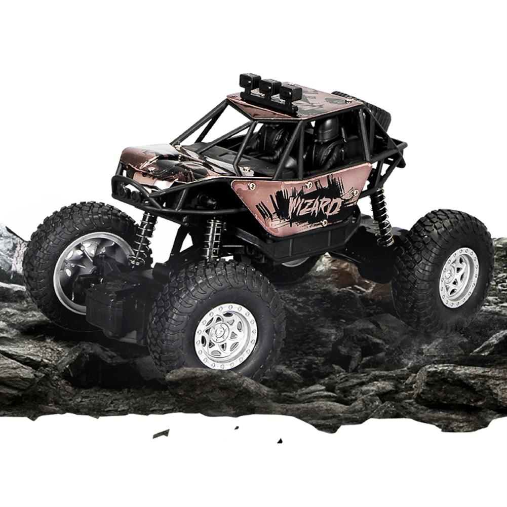 rc-cars 1/20 2.4G 2WD Alloy Body RC Car Crawler Off-Road Vehicle RC1444387 4