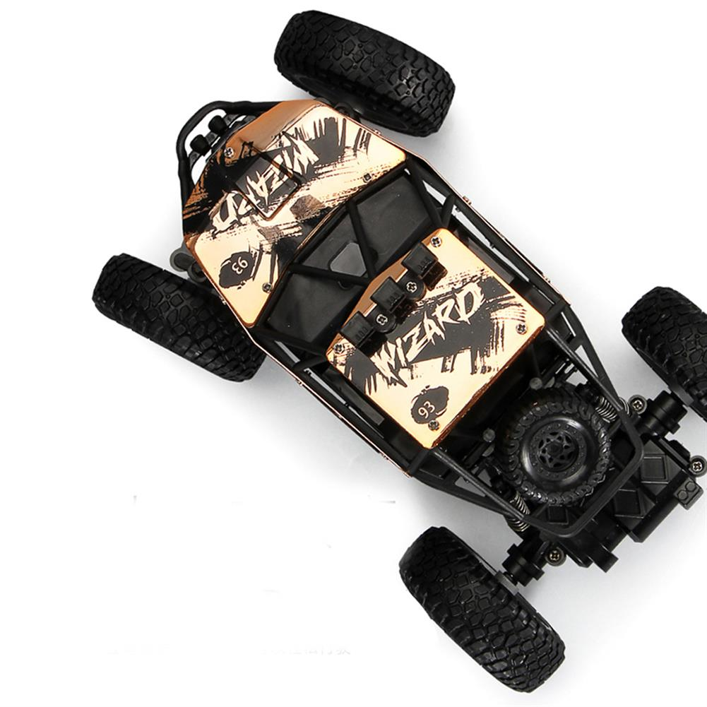 rc-cars 1/20 2.4G 2WD Alloy Body RC Car Crawler Off-Road Vehicle RC1444387 5