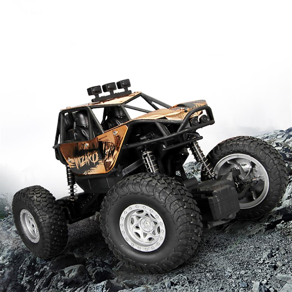 rc-cars 1/20 2.4G 2WD Alloy Body RC Car Crawler Off-Road Vehicle RC1444387 8