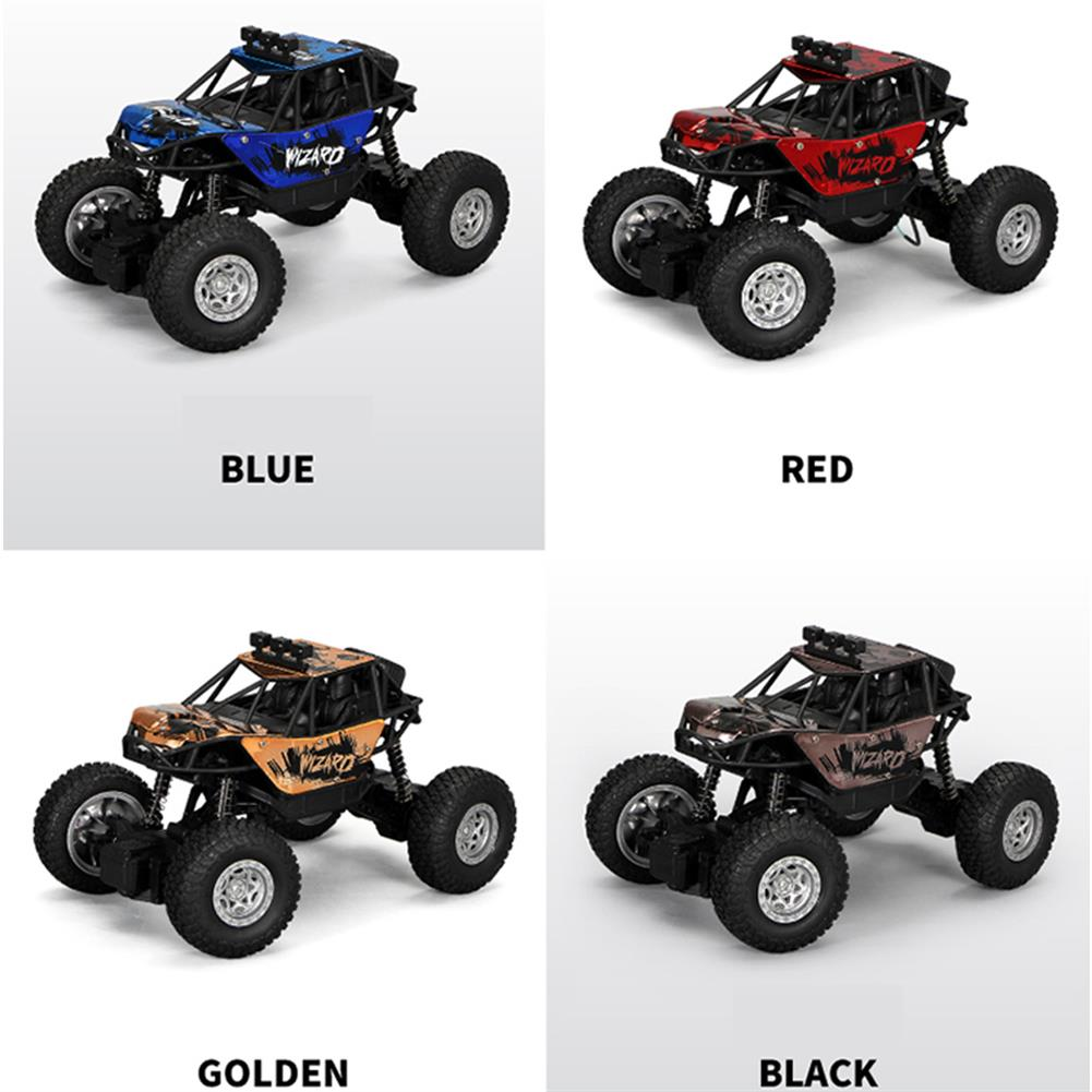 rc-cars 1/20 2.4G 2WD Alloy Body RC Car Crawler Off-Road Vehicle RC1444387 9
