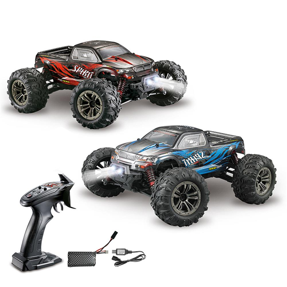 rc-cars Xinlehong Q901 1/16 2.4G 4WD 52km/h Brushless Proportional control Rc Car with LED Light RTR Toys RC1445869
