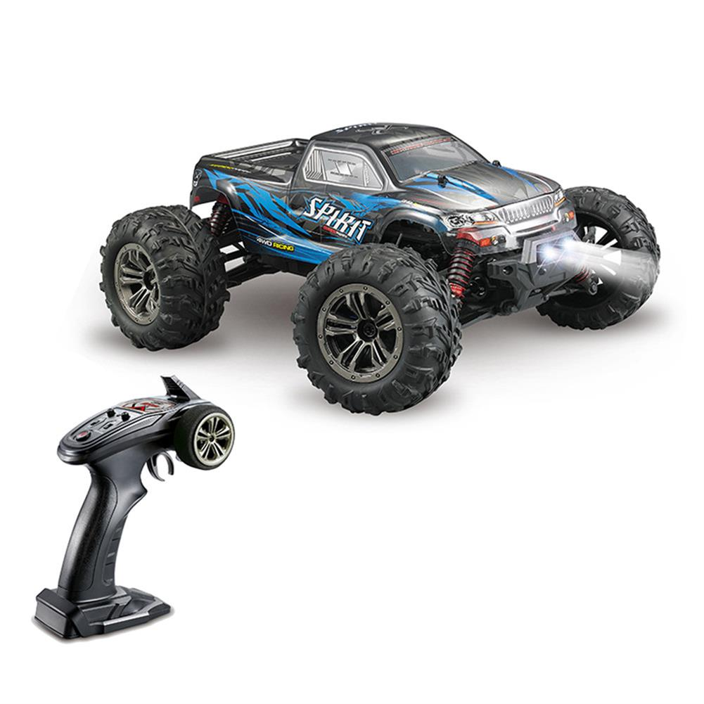 rc-cars Xinlehong Q901 1/16 2.4G 4WD 52km/h Brushless Proportional control Rc Car with LED Light RTR Toys RC1445869 2