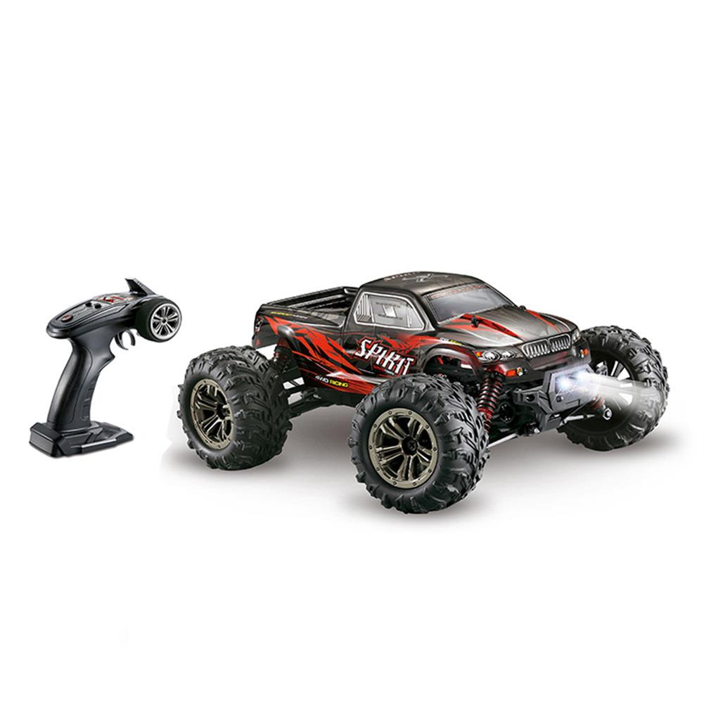 rc-cars Xinlehong Q901 1/16 2.4G 4WD 52km/h Brushless Proportional control Rc Car with LED Light RTR Toys RC1445869 3