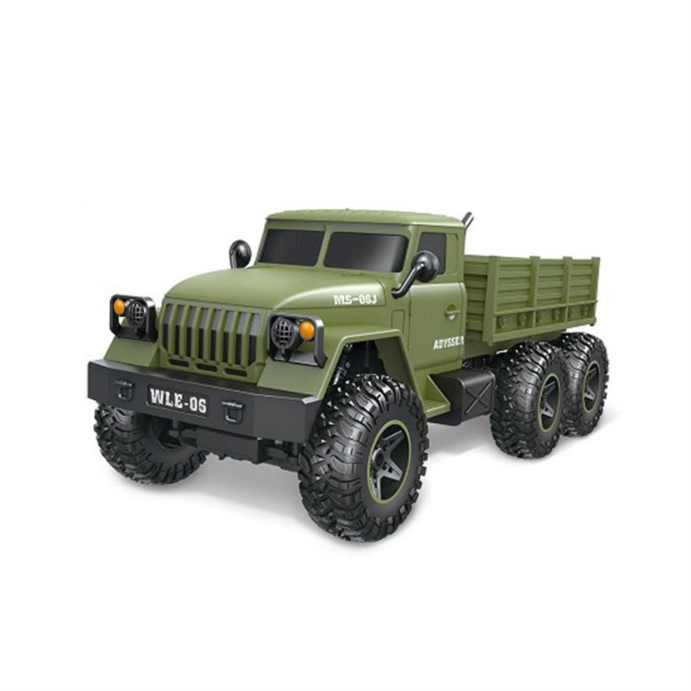 rc-cars SuLong Toys SL3342 Ural 1/10 2.4G 6WD Rc Car Military Truck Vehicle RTR Model RC1447348 1