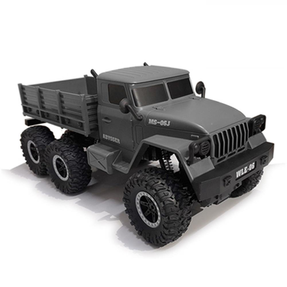 rc-cars SuLong Toys SL3342 Ural 1/10 2.4G 6WD Rc Car Military Truck Vehicle RTR Model RC1447348 4