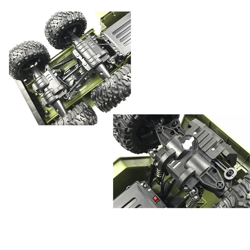rc-cars SuLong Toys SL3342 Ural 1/10 2.4G 6WD Rc Car Military Truck Vehicle RTR Model RC1447348 7