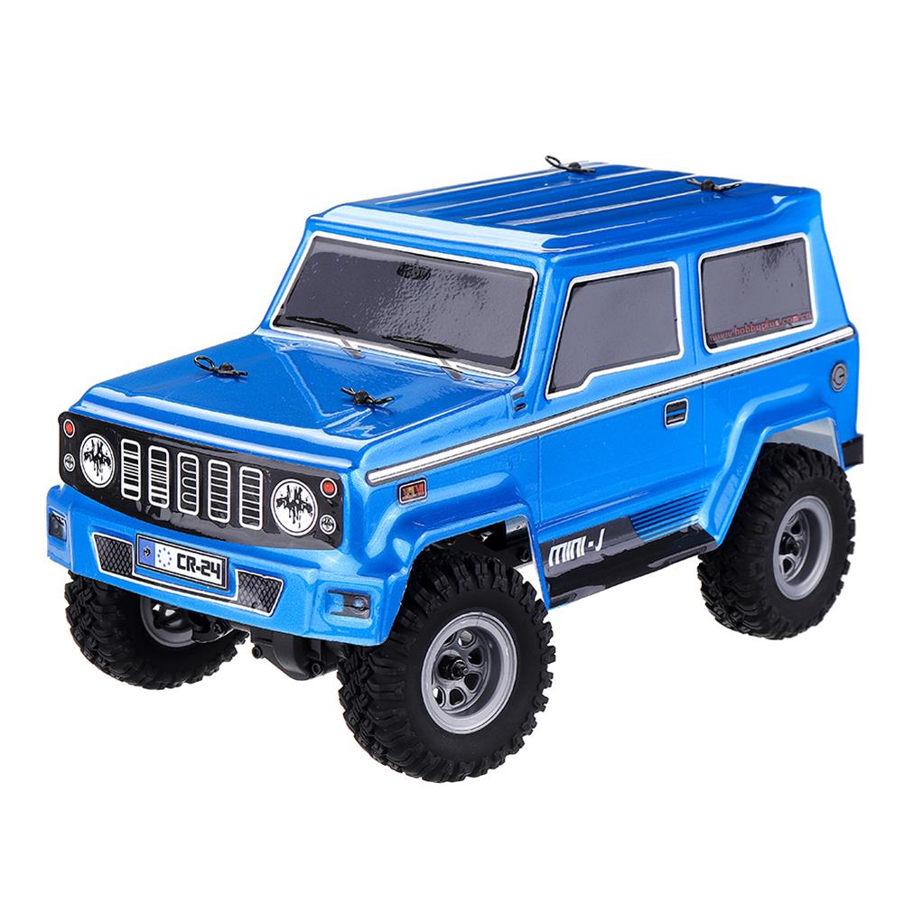 rc-cars URUAV 1/24 4WD 2.4G Mini RC Car Crawler Model Vehicle Waterproof RTR With Two Battery RC1447454 2